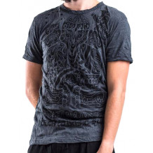 t-shirt sure tattoo ganesh nera